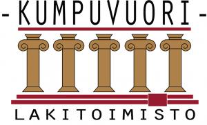 Lakitoimisto Kumpuvuoren Logo.