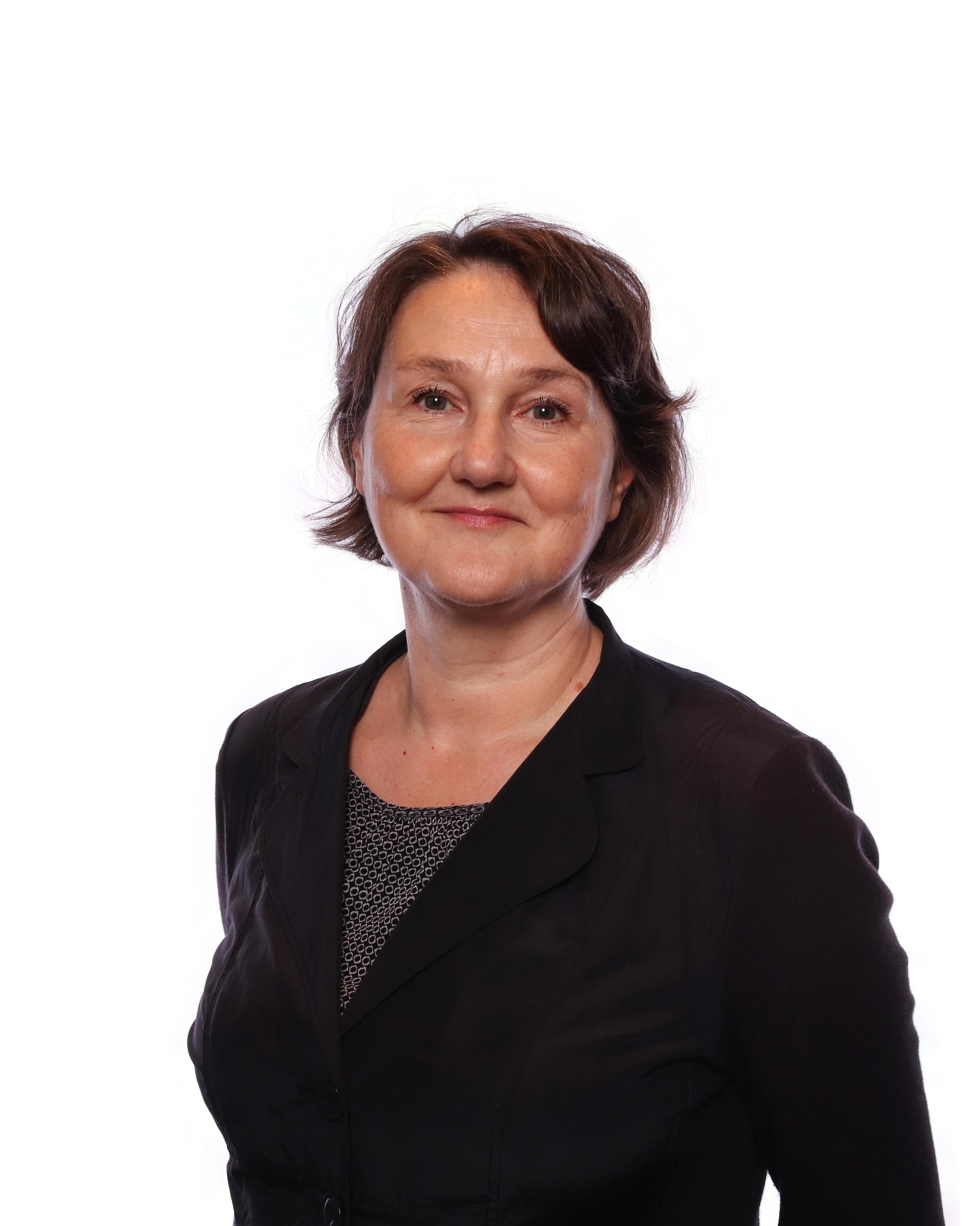Ulla Tiililä, erityisasiantuntija, Kotimaisten kielten keskus